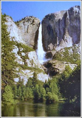 Fly Fishing Guides Flies Fishermen Gear Yosemite Waterfall 5-2015