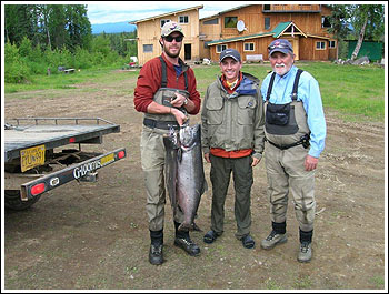 Fly Fishing Guides Flies Fishermen Gear Friends 7-2011