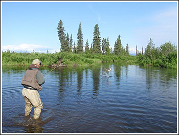 Fly Fishing Guides Flies Fishermen Gear Hooked 7-2011