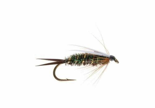 Fly Fishing Guides Flies Fishermen Gear Prince Nymph 4-2017