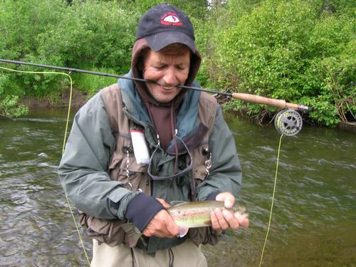 Trout Caught by Dan Fallon